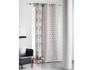 Τραπαρίες  DOUCEUR SIMPLY MINT & PINK 140x240 cm